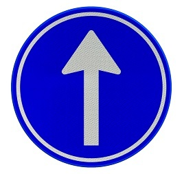 4. Предписывающие знаки