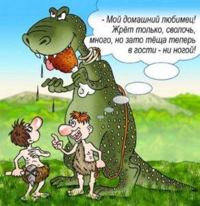 Read more about the article Смешные анекдоты про тёщу