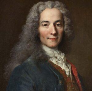 Афоризмы и цитаты Вольтера ( Франсуа-Мари Аруэ, 1694-1778)