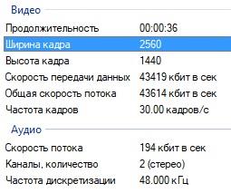 2K videoformat